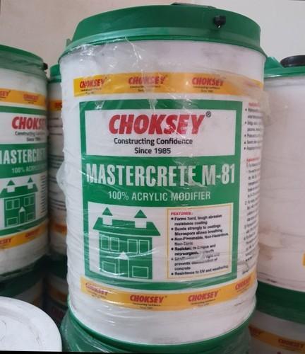 Master crete m-81(20)