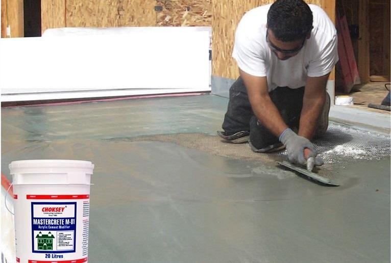 Silver Waterproofing