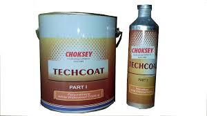 Techcoat clear