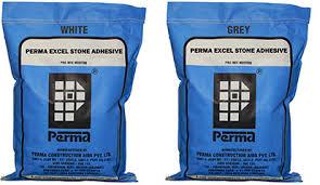Perma Excel Stone Adhesive  White(50)