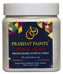 Premium Metallic Paint/ Pearl Paint [Water Based]