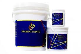 X-HIBIT Special Plastic Paint Black [Water Based Emulsion]