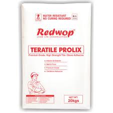 Teratile Prolix White (20)