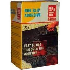 Perma Non Slip Adhesive Grey (25)