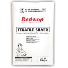 Teratile Silver  (20)