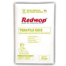 Teratile Gold White (20)