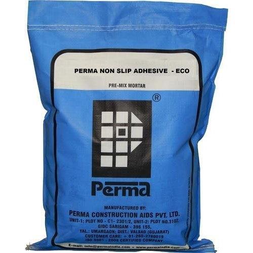 Perma Non Slip Adhesive WHITE  (25)