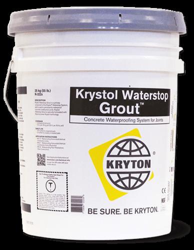 Krystol Waterstop Grout